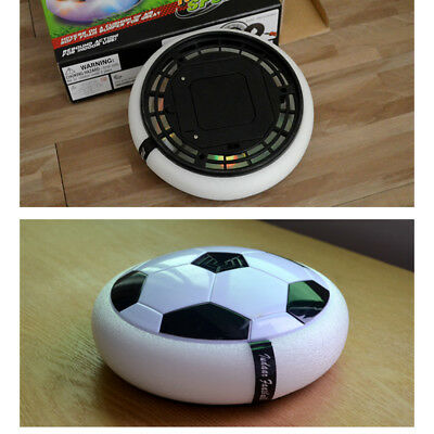 Sports Ball Air Power Soccer Bright Light Electric Suspension Football Toy