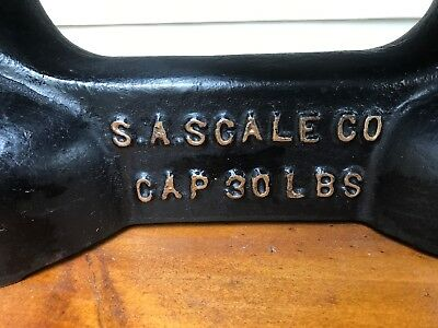 S A Scale Co Scales