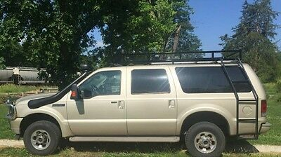 2004 Ford Excursion Limited 2004 Limited Excursion