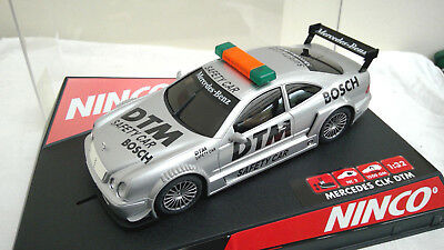 NINCO 1/32 50261 Mercedes CLK DTM Safety Car with working lights !    BOXED