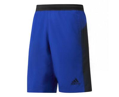 Adidas Men's D2M Shorts - Mystery Ink