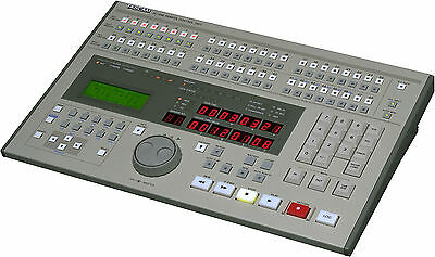 TASCAM RC-898 Remote for DTRS DA-38/78/88/98 Recorder/Player + Connector-Cable