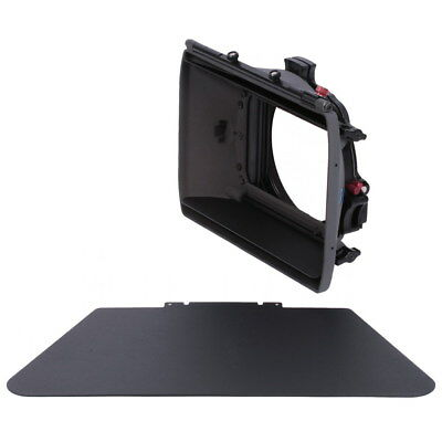 Chrosziel - VOCAS MB200 Mattebox + French Flag 2 Filterframes 4x4 Clip-On-Sytem