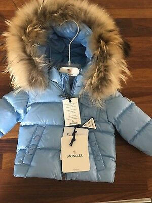 Baby Moncler coat 3-6 months