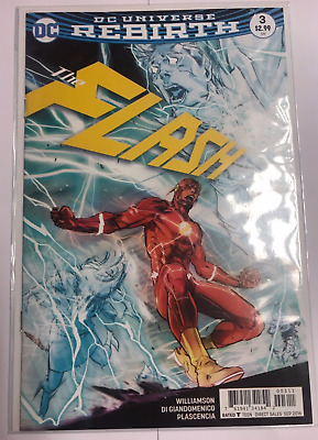 DC Universe Re Birth - The Flash #3 Comic