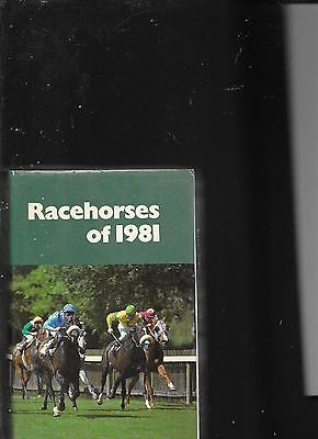 Racehorses 1981 : A Timeform Racing Publication