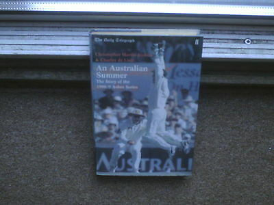 An Australian Summer the Story of the 1998/9 Ashes