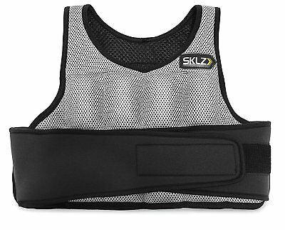 NEW SKLZ Weighted Vest - Variable Weight Resistance Training + Flexible Weights