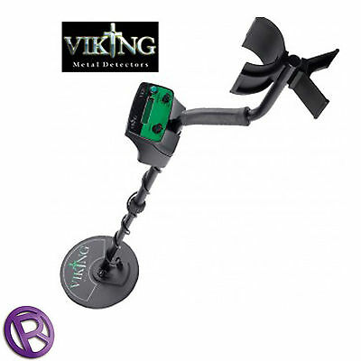 Viking VK20 Metal Detector User Friendly Switch on and Go!