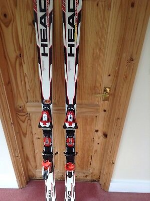 Head Worldcup Gs Skis, Length 165