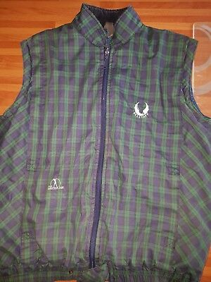 Belstaff Vintage Body Warmer/Jacket PGA European Tour XL/L