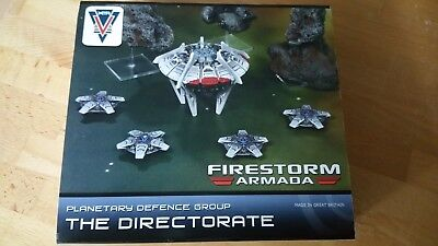 Firestorm Armada - Directorate - Planetary Defence Group
