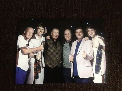 I Ran With The Gang Cast Photo Inc Bay City Rollers Alan Longmuir Les McKeown