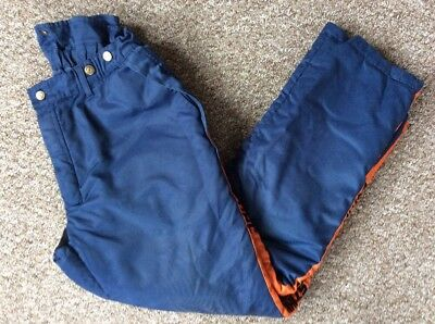 """Stihl Forest Wear Chainsaw Protective Trousers Class 1 Design C Size 34-36"""" 52"""