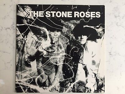 "The Stone Roses Live At Walsall Junction 10 Rare 12"" Vinyl Lp"