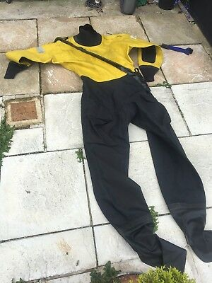 Typhoon Dry/immersion Suit