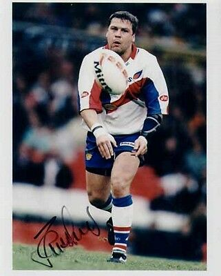 James Lowes - Great Britian -  Signed Photo - COA (8674)