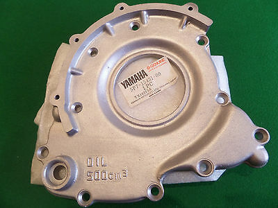 New Tz250 Primary Drive Transmission Cover Plate 5F7 Tz 250