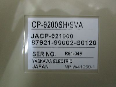 Yaskawa Electric    Cp-9200Sh/Sva