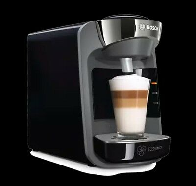 Bosch TAS3202GB Tassimo Suny Coffee machine Multi Beverage free £20 voucher
