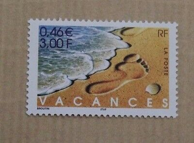 Timbre France : Vacances 3399 Neuf