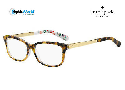 KATE SPADE - ANGELISA Designer Spectacle Frames with Case (All Colours)