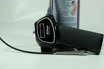 Nikon F Pistol Grip and Cable!!!EXC+++++