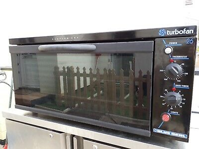 Blue Seal Turbo Fan Commercial Oven 13amp