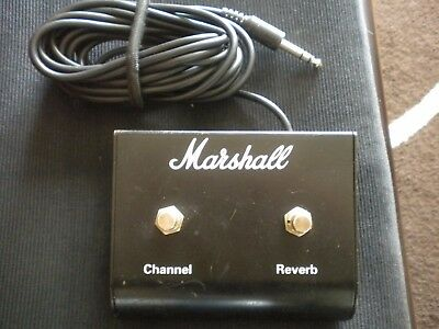 PEDALE Footswitch MARSHALL 2 Voies