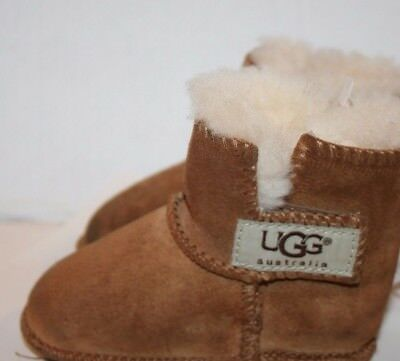 62a6e408d7a UGG Australia Infant Baby Girls or Boys tan Boots ~ Size Small 2/3 ...