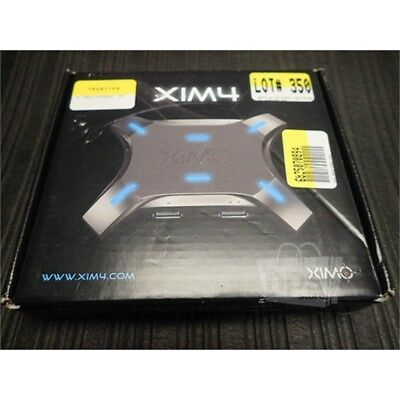 XIMO XIM4 Precision Mouse and Keyboard Adapter for Consoles