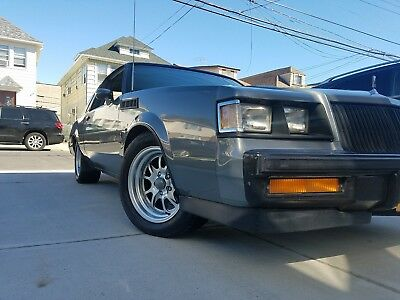 1987 Buick Grand National  1987 buick Turbo-T