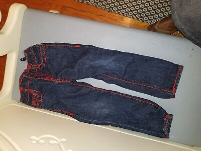 True Religion Toddler Jeans 3T