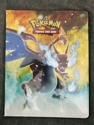 Charizard Pokemon card folder / album. Official Nintendo Ultra Pro card holder.
