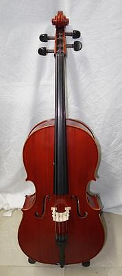 1/4 Kreisler Cello with case and bow. Ready to be played 2016 model