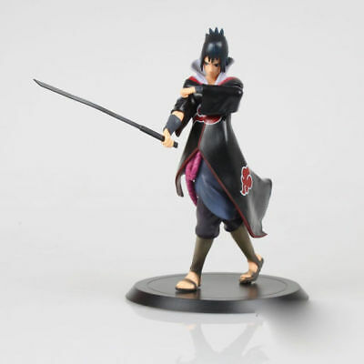 Action Figure 18cm Naruto Figure Toys Uchiha Sasuke PVC Action Toy Figures