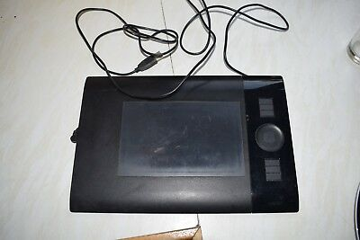 Wacom Intuos 4 profressional pen tablet Used, ptk-440