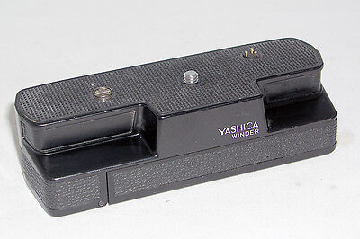 Yashica winder 35mm SLR film camera Used Contax/Yashica Contax