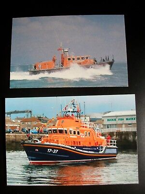 2  Lifeboat postcards
