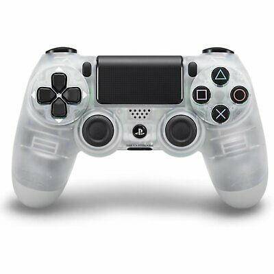 Sony Playstation 4 PS4 Controller Wireless Dualshock 4 V2 Crystal