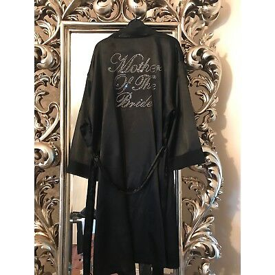 Mother Of The Bride Robe / Dressing Gown