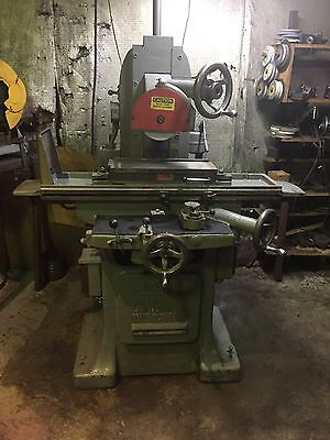Gallmeyer & Livingston NO25  Surface Grinder hydralic feed  6 x 18 surface plate