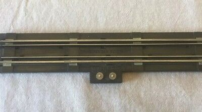 American Flyer Automatic Track Section with 2 Inside Contact Rails