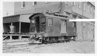 Hagerstown & Frederick RY H&FRY Photo Freight Motor  #2 Frederick Freight House
