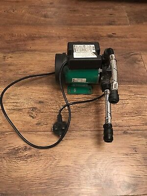 Salamander CT55 1.7 bar single impeller static head shower pump