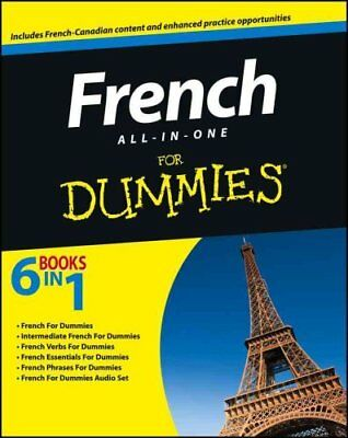 French All-in-One For Dummies with CD by Consumer Dummies 9781118228159
