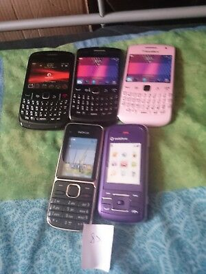 Dummy Phone Bundle BLACKBERRY