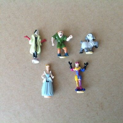 Polly Pocket, lot personnages Disney