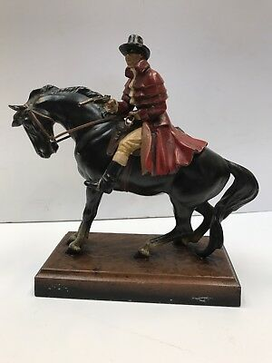 Fine 1930's Model Of Dick Turpin. Open To Offers.