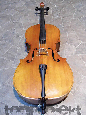 3/4 Cello massive Tonhölzer all solid student violoncello Russland виолончель